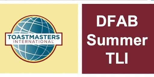 DFAB 2019 Summer TLI
