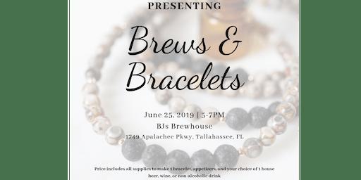 Brews & Bracelets at BJs Brewery