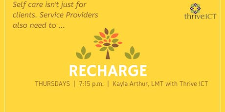 Recharge tickets