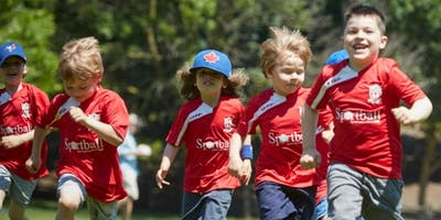 Soccer and Baseball Free Trial Class in McCarren Park ages 18mos-8 yrs