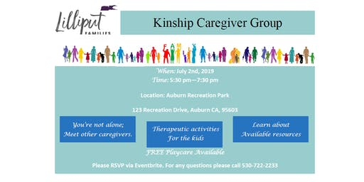 KSSP July Caregiver Group