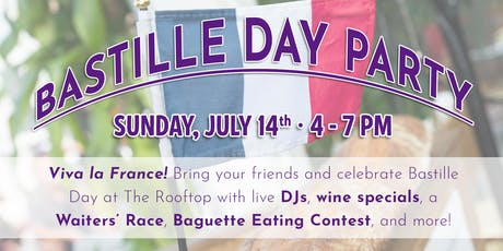 Bastille Day Party tickets