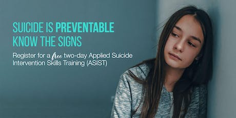 Applied Suicide Intervention Skills Training (ASIST) - Two-Days tickets