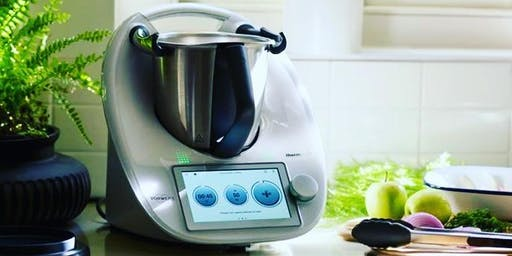 FIRST CLASS WITH THERMOMIX TM6