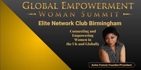 ELITE NETWORK CLUB - EDGBASTON BIRMINGHAM tickets