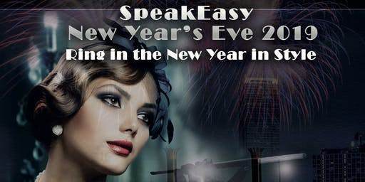 Boston New Year's Eve 2020 - Speakeasy Cruise