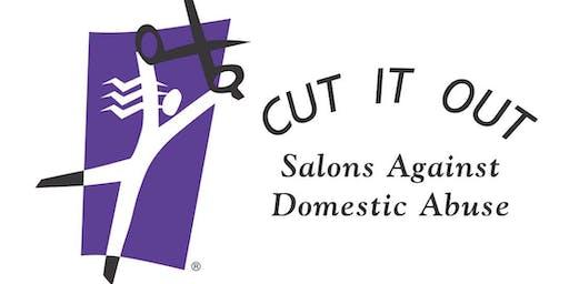 CUT IT OUT  - Salons Against Domestic Violence Workshop