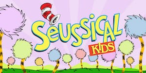 Seussical KIDS Tickets Thursday, July 25th at 7:00pm