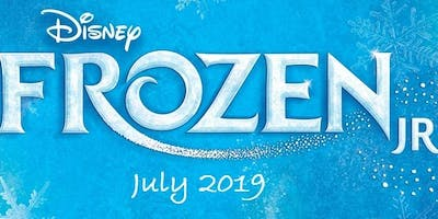 Coffeyville Children's Summer Theatre Presents FROZEN JR!
