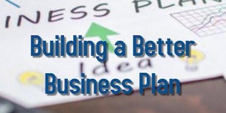 Building a Better Business Plan entradas