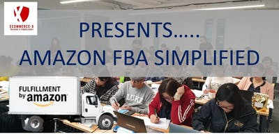 Amazon FBA Simplified - The 2019 Event That You Ha