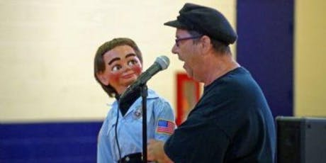 The Great Ventriloquist Mike McDade tickets