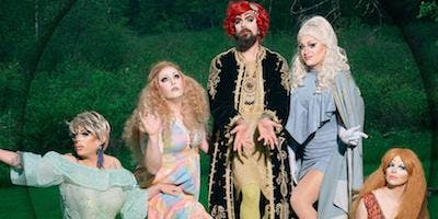 Bunny and the Fox: Portsmouth PRIDE After Party
