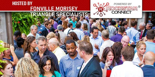 Free North Raleigh Rockstar Connect Networking Event (June, North Carolina)