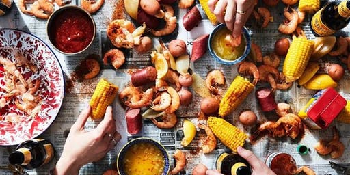 1 Year Anniversary Party & Low Country Boil