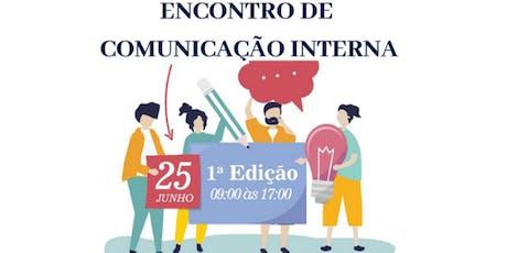 Encontro de Comunicação Interna ingressos