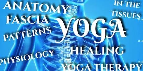 Psyche of Yoga Anatomy Patterns & Healing tickets