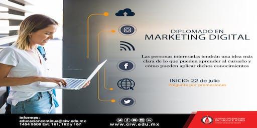 Clase abierta: Diplomado en marketing digital