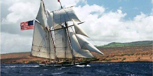 LYNX Downrigging Weekend Sails*, Nov. 1-3, 2019