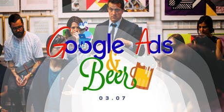 Google Ads & Beer - English - Introduction Google Ads Marketing entradas