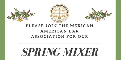 MABA's 2019 Spring Mixer