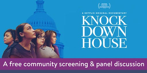 Knock Down The House Film Screening & Panel