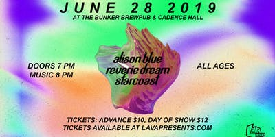 Starcoast, Reverie Dream, Alison Blue