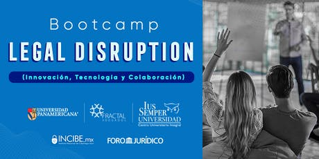 Bootcamp Legal Disruption tickets