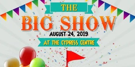 CIRCUS WORKSHOPS @ The BIG Show tickets