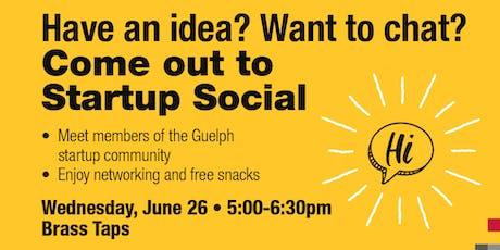 Summer Startup Social tickets