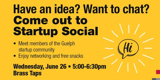 Summer Startup Social