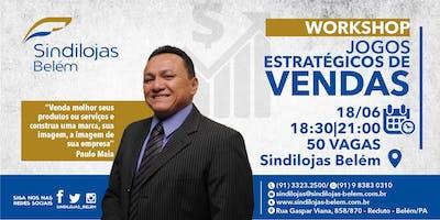 Workshop: Jogos Estratégicos de Vendas