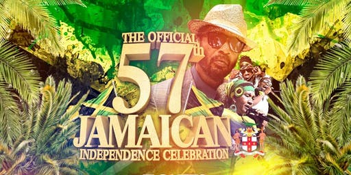 SUPERCAT/57TH JAMAICAN INDEPENDENCE CELEBRATION