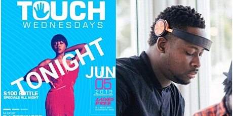 TOUCH Wednesdays tickets