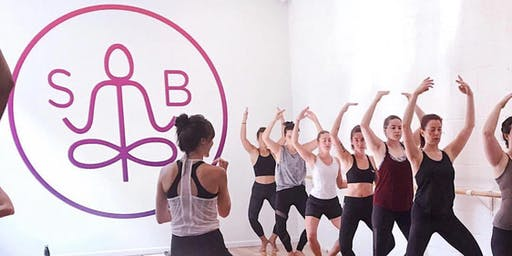 FREE BARRE CLASS C/O SHAKTIBARRE L.A. (at Yogala in Echo Park)!