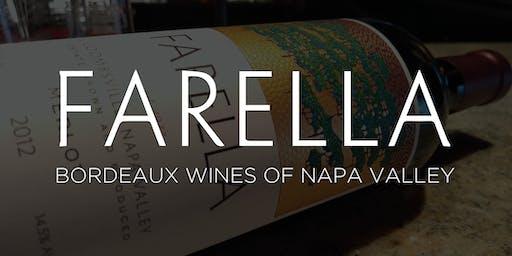 Farella Wine Dinner
