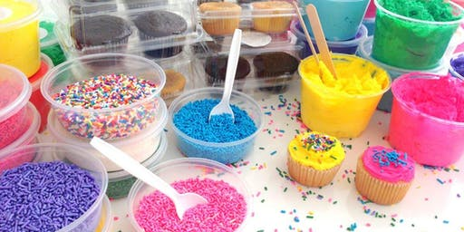 Cup Cake Decorating Workshop