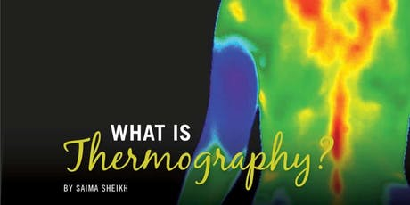 Benefits of Thermography. Why Thermography? tickets