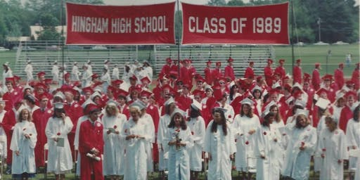 Hingham High School Class of 1989's 30th Reunion