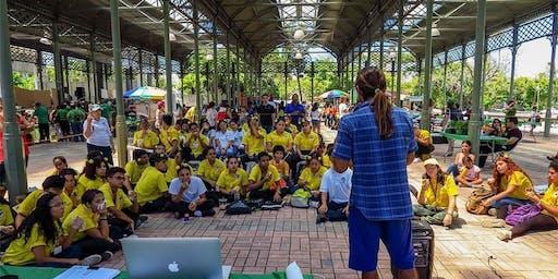 Horas Verdes - Caminata: Puerto Rico ante el Cambio Climático