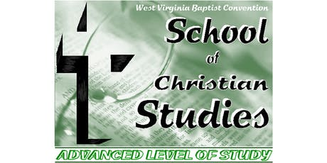 School of Christian Studies ADVANCED Class: Strategic Planning (Cong. Tran) tickets