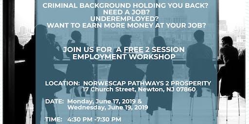 Employment Workshop Follow The P.L.A.N.