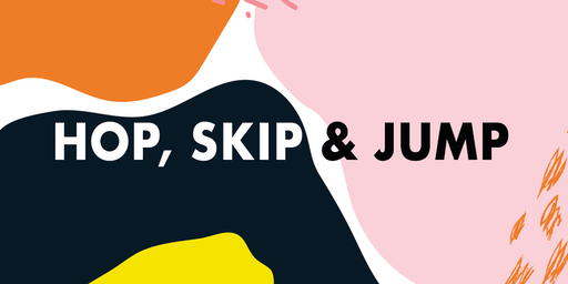 HOP, SKIP & JUMP - Design Collective Chichester