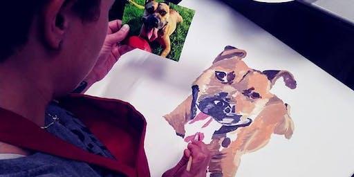 Paint Your Pet! 6.21.19