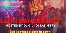 Latin Dance Party Thanksgiving 2019 Edition
