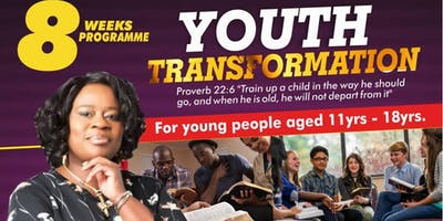 Youth Transformation for age 11yrs - 18yrs