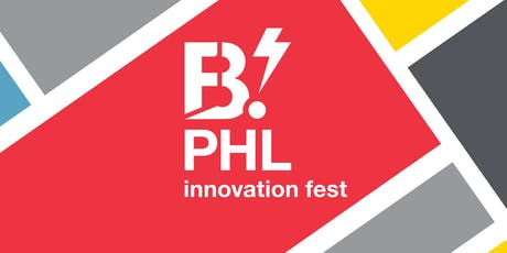 B.PHL Innovation Festival tickets