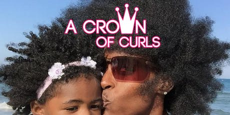 A Crown Of Curls Pamper and Play workshop  tickets