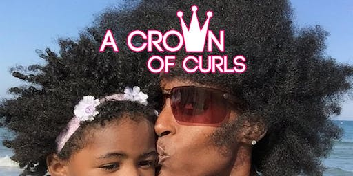 A Crown Of Curls Pamper and Play workshop