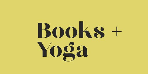 Books + Yoga Roc Meet Up #10b 6:00